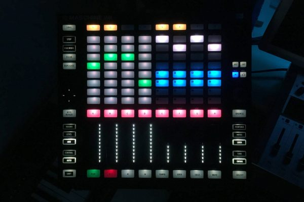 Remix Step sequencer mapping